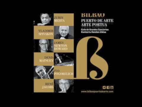 Artur Kaganovskiy | Violinist  Bilbao Puerto de Arte / Goldberg Management