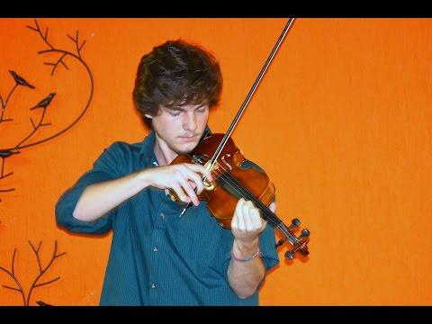 Suzuki Violin Book 10 Graduation - Mozart Violin Concerto No 4 in D Major