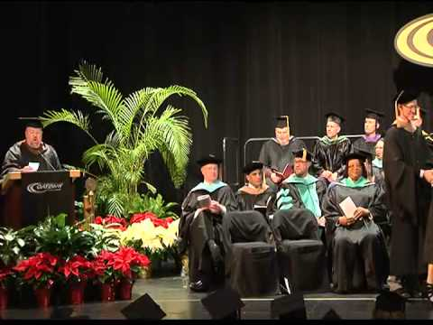 Gateway's 2014 Fall Commencement Ceremony