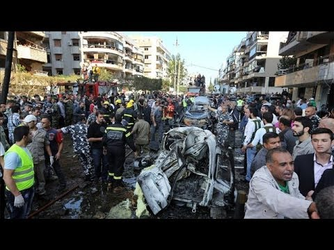 Blasts Rock Iranian Embassy in Beirut, and More