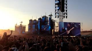 Böhse Onkelz - Koma feat. Moses P. live @ Hockenheimring