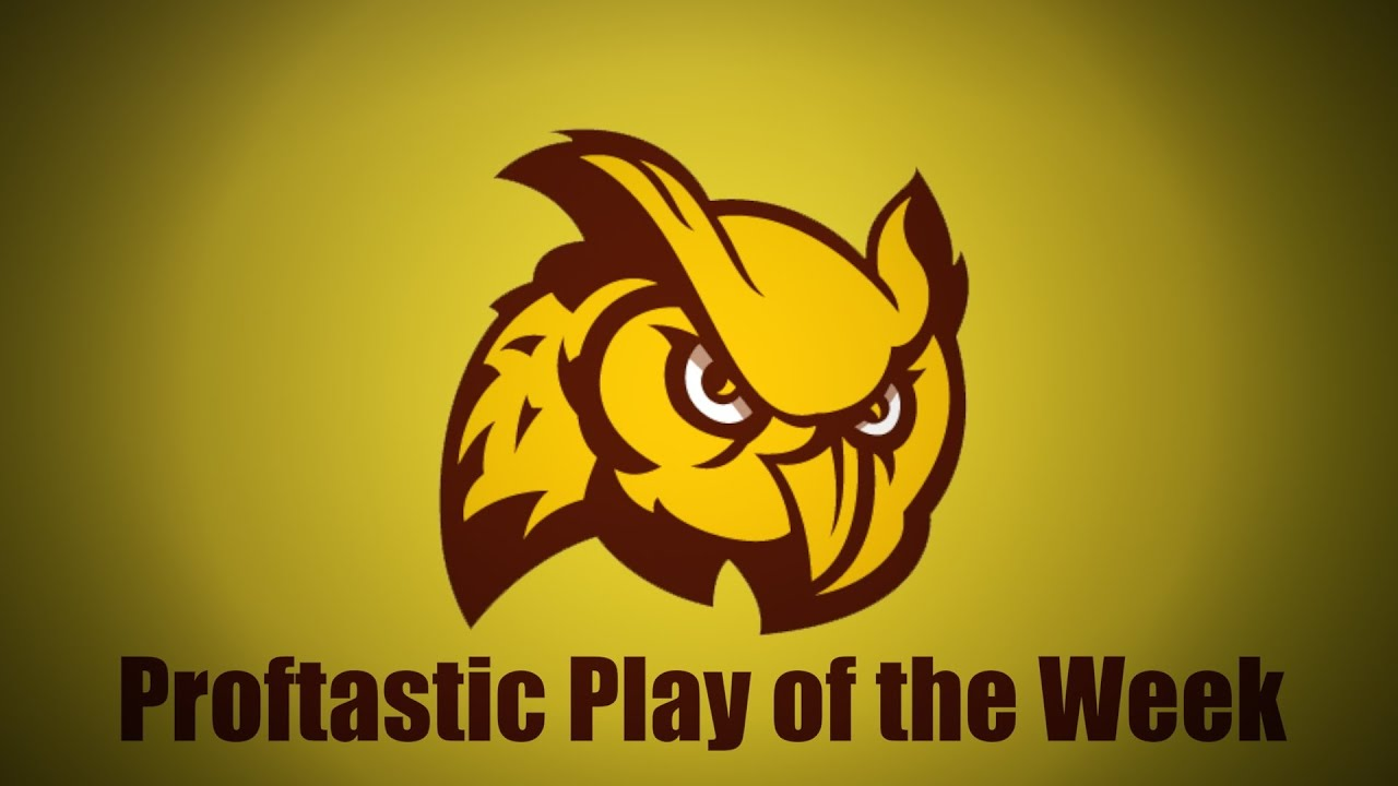 Pickney >> Proftastic Play of the Week - 9/28/15 - YouTube