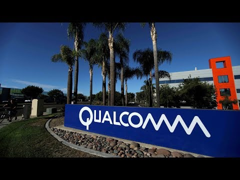Concerns for US microchip giant, Qualcomm