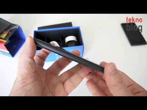 Nokia Lumia 920 Kutusundan Çıkıyor