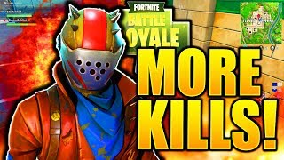 HOW TO FIND MORE KILLS IN FORTNITE HOW TO GET BETTER AT FORTNITE TIPS AND TRICKS!