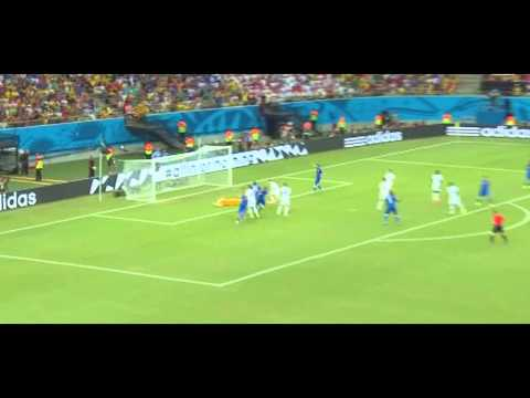 England 1-2 Italy - Match Highlight Reel (Brazil 2014) HD