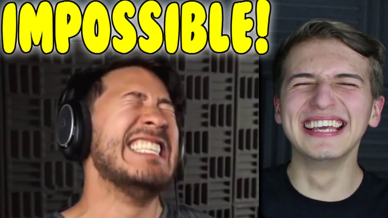 Markiplier Try Not To Laugh Challenge #5 Reaction - YouTube Markiplier Try Not To Laugh