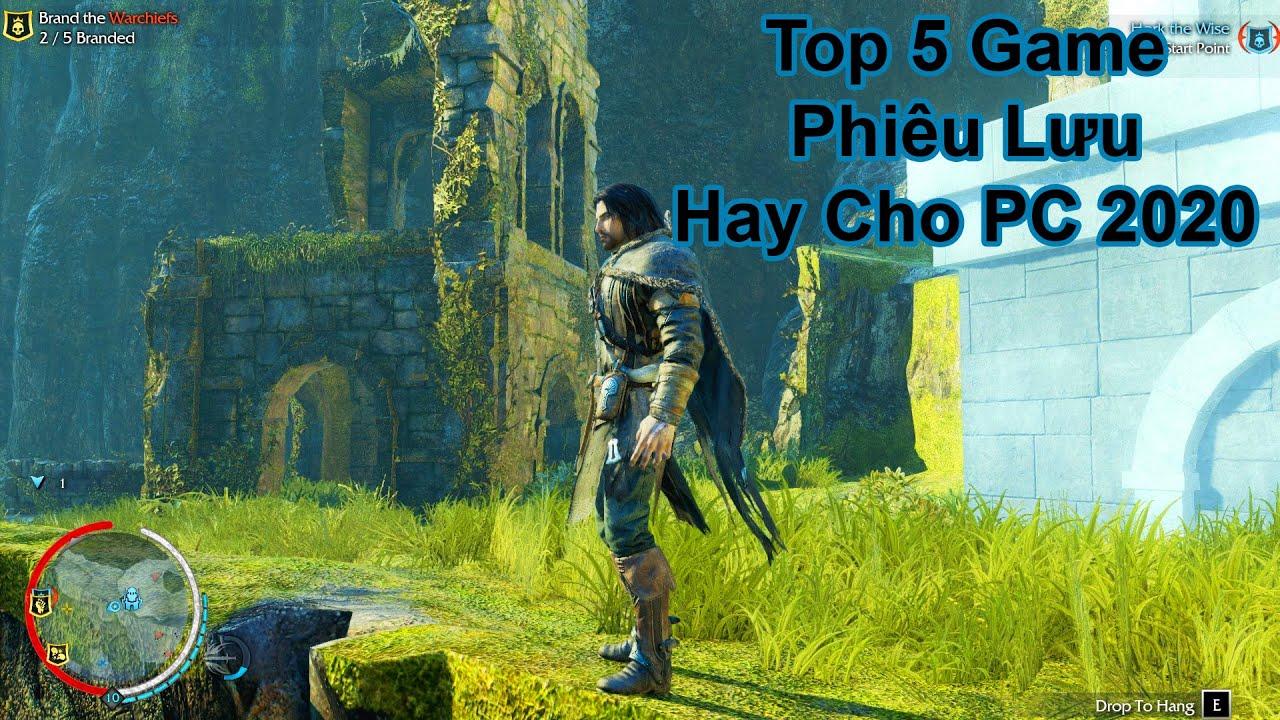 Top 5 Game Phiêu Lưu Hay Cho PC 2020 (Có Link Download)