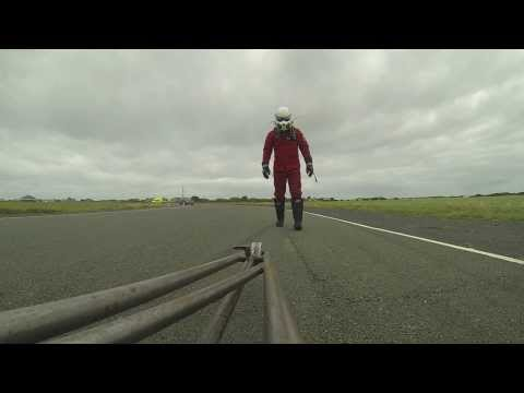Mark Flavell At MDRA PokerStars Drag & Drift - Jurby, Isle Of Man - GoPro