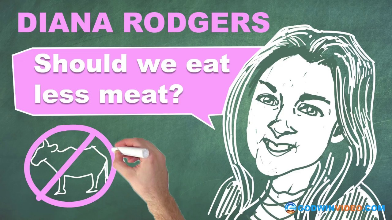Diana Rodgers - Should We Eat Less Red Meat?