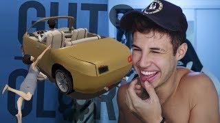 AJUDA A MAMÃE - Happy Wheels 3D