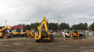 NEW HOLLAND B115B 2016R KOPARKO-ŁADOWARKA KM MASZYNY BUDOWLANE WWW.KMRENT.PL 56-300 MILICZ