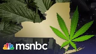 NYC: No More Arrests For Weed Possession | msnbc