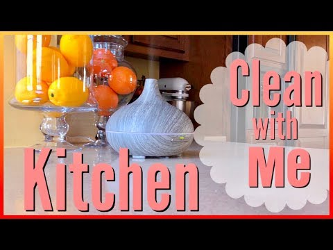Kitchen Clean with Me | Power Hour