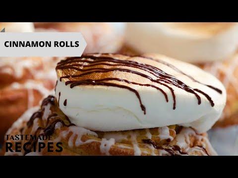 10 of the Best Cinnamon Roll Desserts Ever   Tastemade Staff Picks