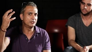 Director and Actor - Passions, Process and Intimacy with Dalip Sondhi TRAILER