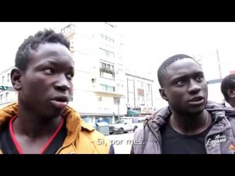 Quilmes, discriminación y represión a vendedores ambulantes africanos