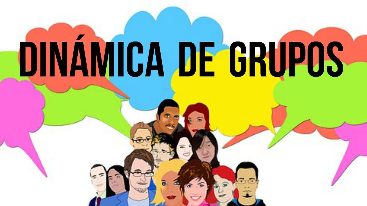 Dinamica De Grupos Articulos Educacion Youtube