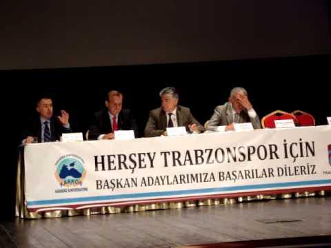 TF Başkan Adayları karkon toplantısında