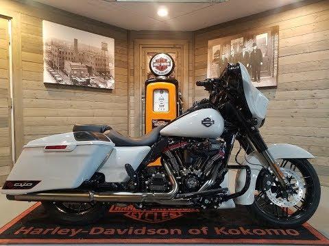2020 Harley-Davidson CVO Street Glide FLHXSE-Sand Dune