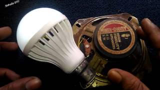 Free Energy Generator with Light Bulb Technology 100% working | part-1