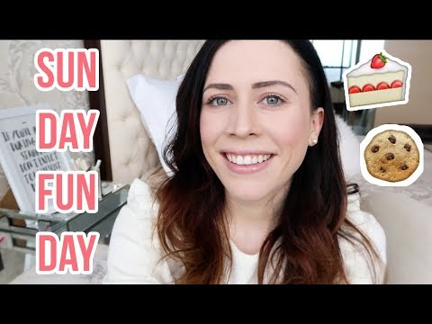 Sunday Funday | Trying a Raw Vegan Cake