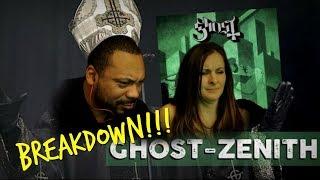 Ghost Zenith Reaction!!!