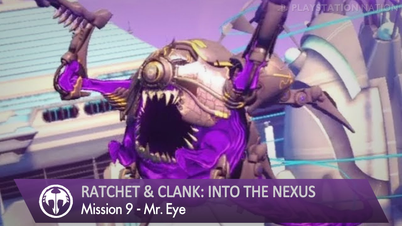 ratchet and clank nexus ending a relationship