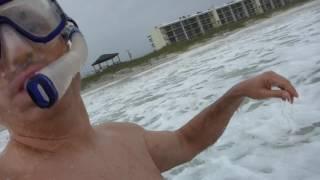 Hurricane Matthew Snorkeling North Carolina Atlantic Beach, NC 2016