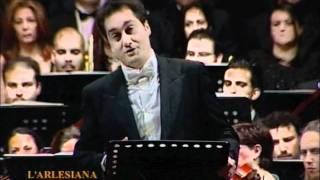 Giuseppe Filianoti - Lamento di Federico (È la solita storia del pastore) - L'Arlesiana