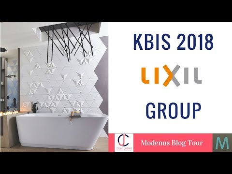 KBIS 2018 Blog Tour Featuring Lixil   American Standard DXV Grohe