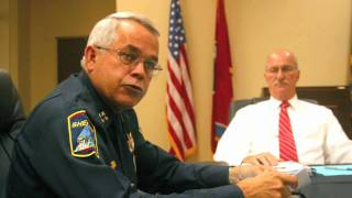 HCSO-Command Staff Profiles-Ron Parson-Deputy Chief of Uniform Services