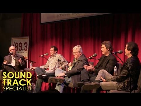 Randy & David Newman, Michael Giacchino, Trevor Rabin  History & Future of Hollywood Film Music