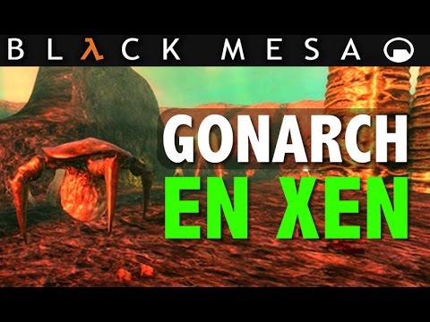 Black Mesa: Gonarch En Xen - Gonarch's Lair