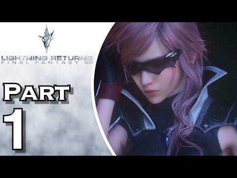 Let's Play Lightning Returns: Final Fantasy XIII (Gameplay + Walkthrough) Part 1