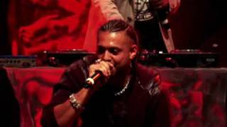 Sean Paul - Press It Up (LIVE)