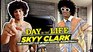 Skyy Clark Is Kentucky's NEXT SUPERSTAR Recruit!! | Day In The Life