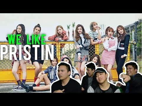 """WE LIKE"" PRISTIN (MV Reaction)"