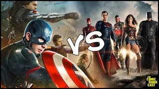 Kevin Feige Talks Marvel Vs DC and Zack Snyder's MCU Insult