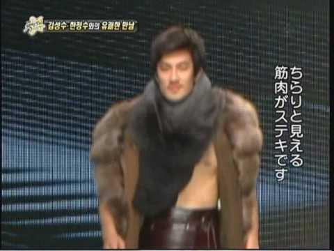 2010/6ファッションショー(Jang Hyuk)