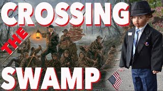 Crossing the Swamp by Jon McNaughton - Who is on That Boat??  Plus Follow Ups and Shoutouts