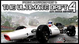 Forza Motorsport 6 The Ultimate Drift 4 LogitechGForza6