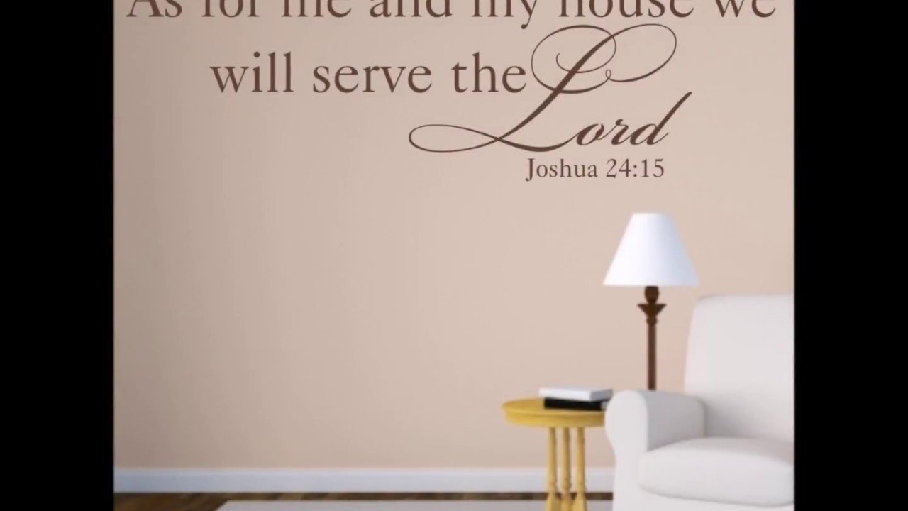 Christian Wall Art | Removable Vinyl Wall U0026 Window Decals