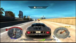 PS2 NFS Undercover Career Mode #092 Mission Arrestation de G-Mac