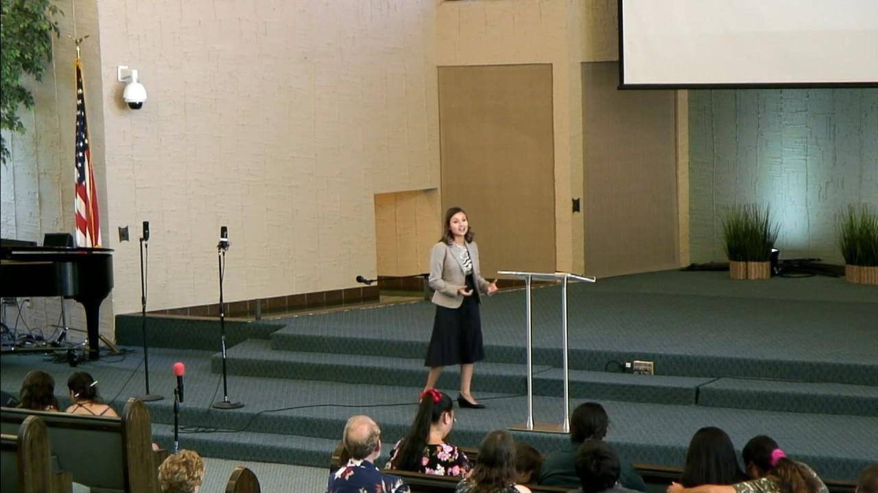 Pr  Berumen - Palm Springs Seventh-day Adventist Church
