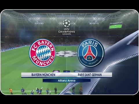 Bayern Munich Vs Paris Saint Germain