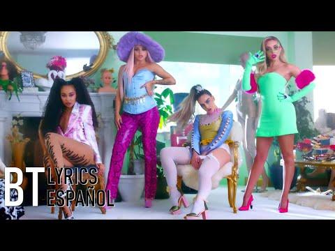Little Mix - Bounce Back (Lyrics + Español) Video Official