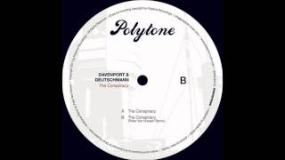Davenport & Deutschmann - The Conspiracy (original mix)