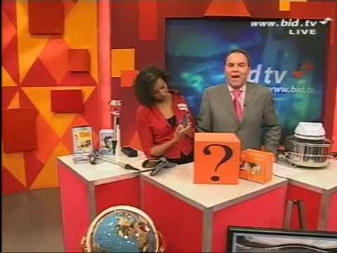 Peter Simon's Monday Club on Bid TV