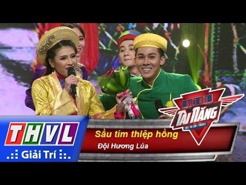 THVL   Biệt đội tài năng - Tập 5: Sầu tím thiệp hồng - Đội Hương Lúa